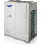 Verwarmen en koelen met warmteterugwinning met Samsung DVM S vrv vrf warmtepompsysteem