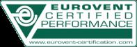 Eurovent certificaat voor Samsung DVM vrf warmtepompen airco