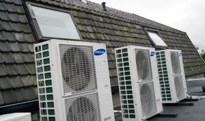 duurzaam verwarmen en energiezuinig koelen met een warmtepomp