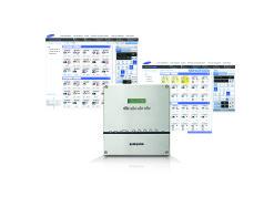 Gebouw beheer systeem voor de airco