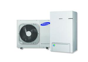 Samsung split lucht water warmtepomp Eco Heating System