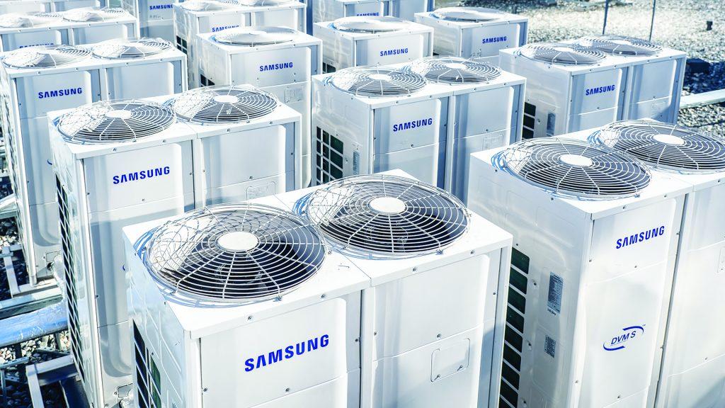 Samsung Ambrava DVM Warmtepomp