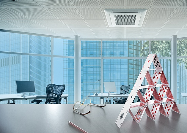 Samsung Ambrava wind free kantoor