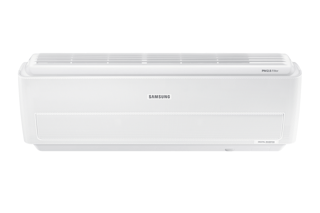 Wind Free warmtepomp airconditioning Samsung